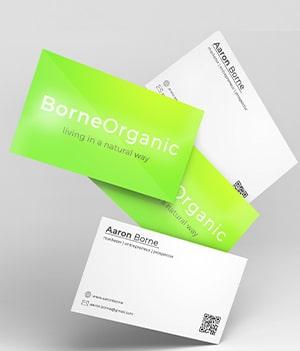 Carti de Vizita Color sau Alb-Negru - Europaper Brasov Centru Copiere Printare