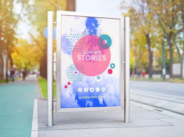 Print Color OutDoor - Europaper Brasov Centru Copiere Printare