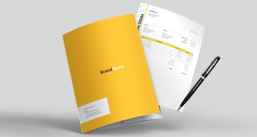 Mape de prezentare, Mape Personalizate - Europaper Brasov Centru Copiere Printare
