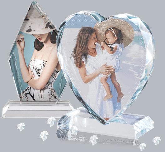 Placa Cristal Personalizata Europaper Brasov Centru Copiere Printare