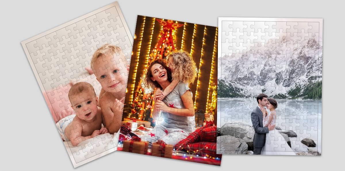 Puzzle Personalizat Cadou Personalizat Craciun - Europaper Brasov Centru Copiere Printare