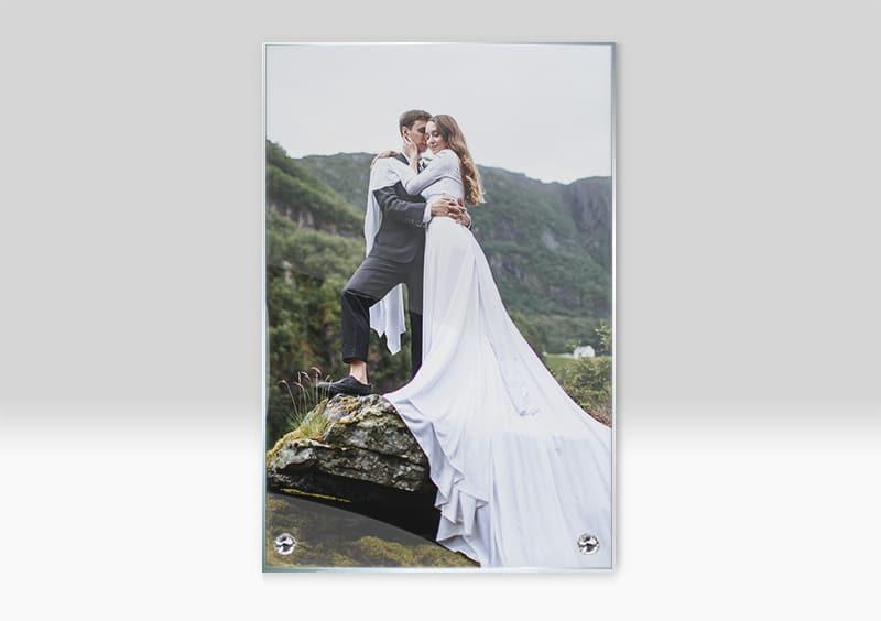 Rama Foto Personalizata Sticla Sublimare BL 16 -Europaper Brasov - Centru de printare