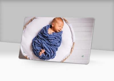 Rama Foto Personalizata Sticla Sublimare BL 30