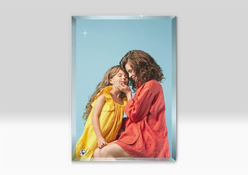 Rama Foto Personalizata Sticla Sublimare BL 31 -Europaper Brasov - Centru de printare