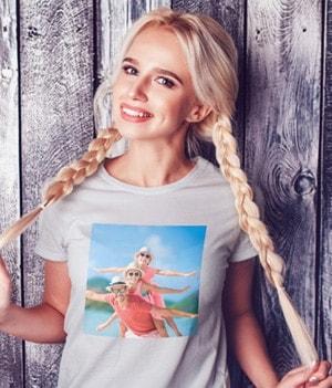 Tricouri Personalizate Cu Poza Europaper Brasov Centru Copiere Printare