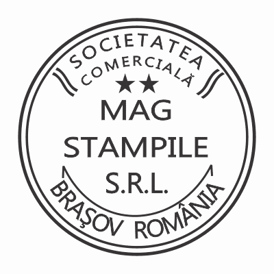 Model 13 Stampile firme personalizate -Europaper Brasov