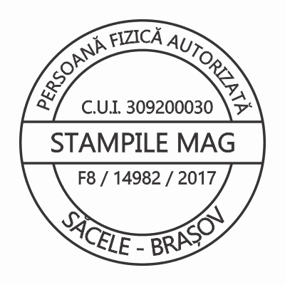 Model 2 Stampile firme personalizate -Europaper Brasov