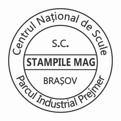 Model 6 Stampile firme personalizate -Europaper Brasov