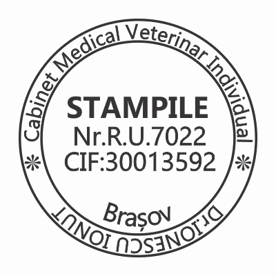 Model 8 Stampile firme personalizate -Europaper Brasov