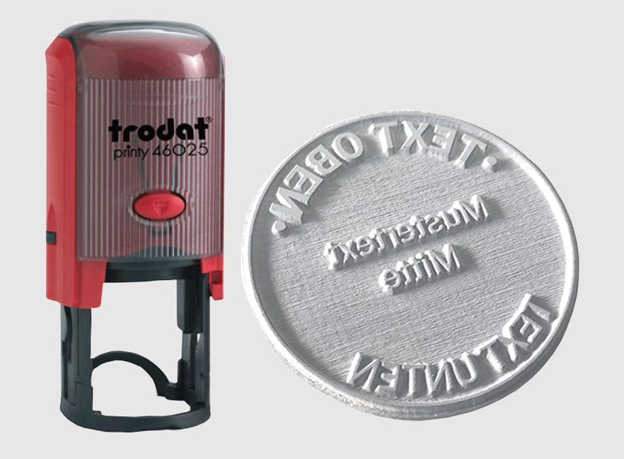 Amprente Stampile Rotunde Trodat 46025 -Europaper Brasov Centru Print