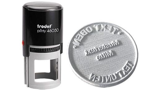 Amprenta Stampila Trodat 46050 -Europaper Brasov Centru Print