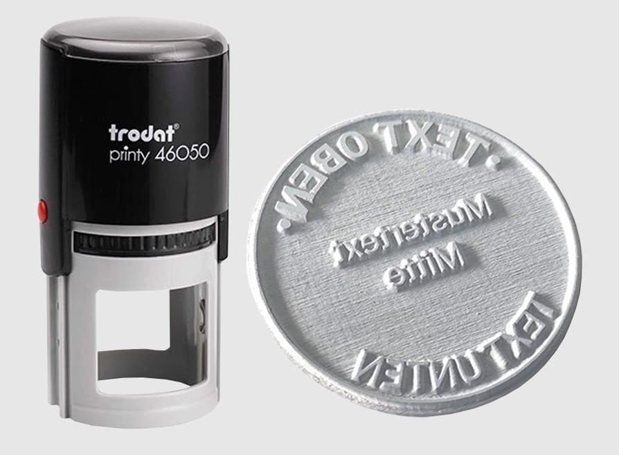 Amprente Stampile Rotunde Trodat 46050 -Europaper Brasov Centru Print