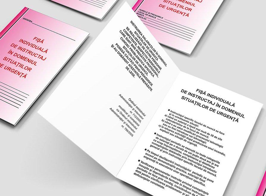 Fise PSI Personalizate - Facturi Personalizate Europaper Brasov Centru Print