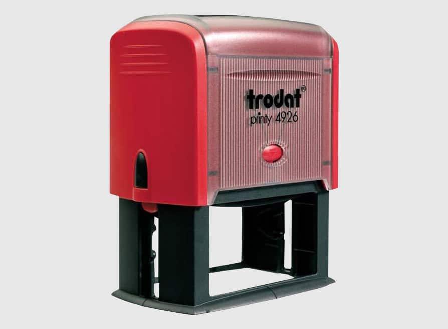 Stampila Trodat 4926 - Stampile simple personalizate Brasov - Europaper Brasov Centru Print