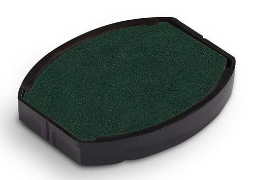 Tusiera Verde Stampila Ovala de Birou - Stampile Personalizate Brasov