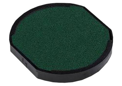 Tusiera Verde Stampila Rotunda de Birou - Stampile Personalizate Brasov