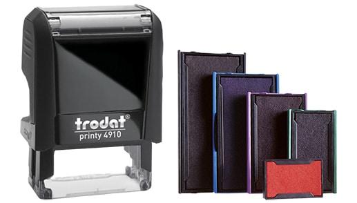 Tusiere Stampile Trodat 4910 de Birou - Stampile Personalizate Brasov