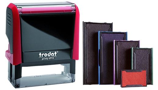 Tusiere Stampile Trodat 4913 de Birou - Stampile Personalizate Brasov