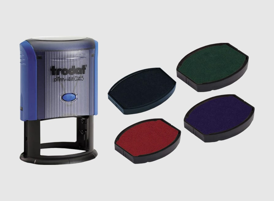 Tusiere Stampile Trodat Ovale de Birou Trodat 44045 - Stampile Personalizate Brasov