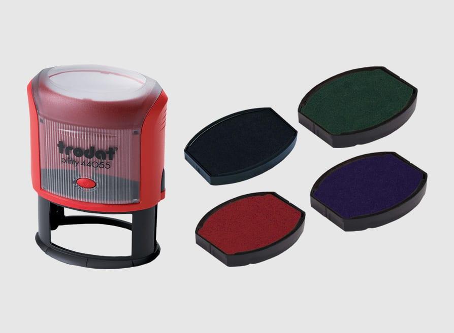 Tusiere Stampile Trodat Ovale de Birou Trodat 44055 - Stampile Personalizate Brasov