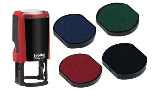 Tusiere Stampile Rotunde Trodat 46030 de Birou - Stampile Personalizate Brasov