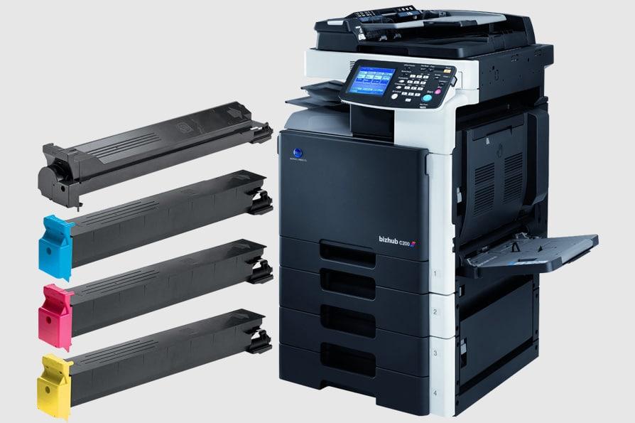 Toner Copiatoare Konica Minolta TN214 C200 / C203 / C253 / C353