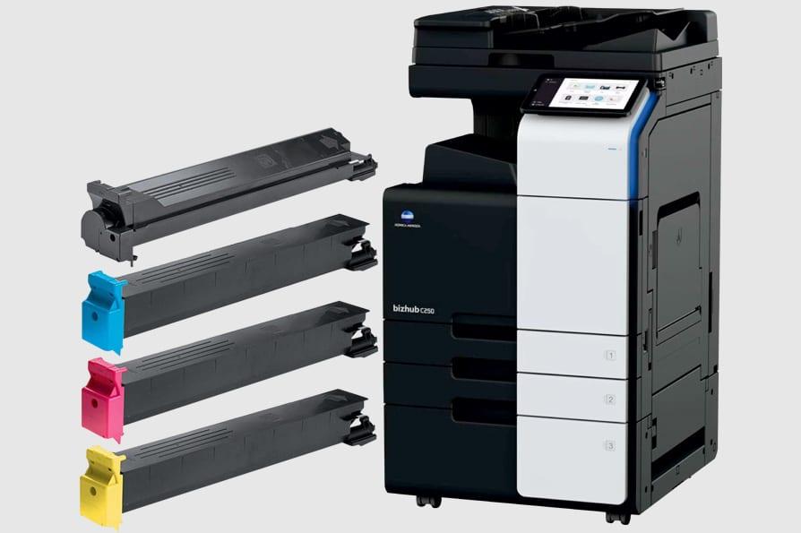 Toner Copiatoare Konica Minolta TN210 C250 / C252