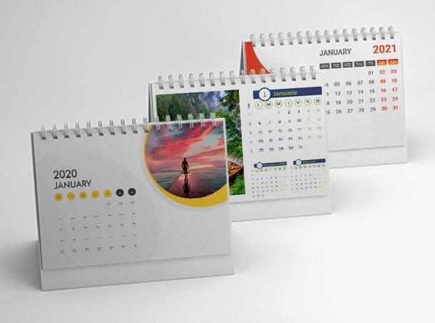 Calendar de Birou -Europaper Brasov - Centru de printare