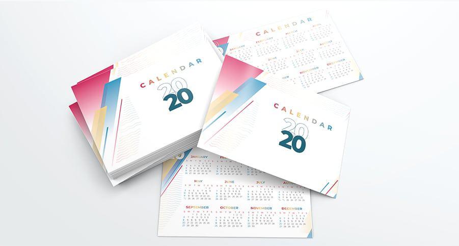 Calendar de Buzunar -Europaper Brasov - Centru de printare