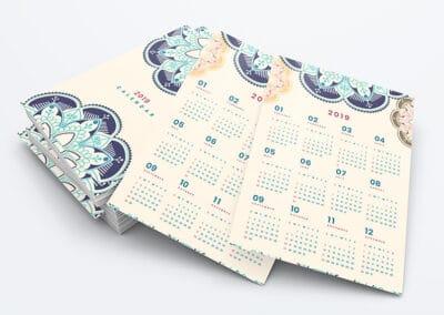 Calendar de Buzunar Personalizat -Europaper Brasov - Centru de printare