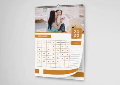 Calendar de Perete Personalizat -Europaper Brasov - Centru de printare