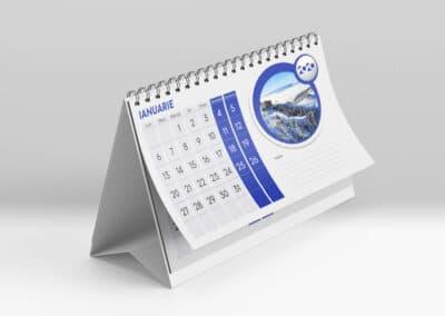 Calendar de Birou Personalizat -Europaper Brasov - Centru de printare