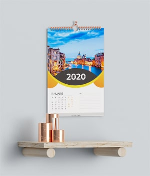 Calendar Personalizat Bussines - Europaper Brasov - Centru de printare