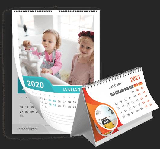 Calendare Personalizate Europaper Brasov