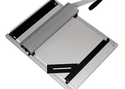 Aparat biguit manual HCP315 UNITEC - Europaper Brasov - Utilaje Finisare Print