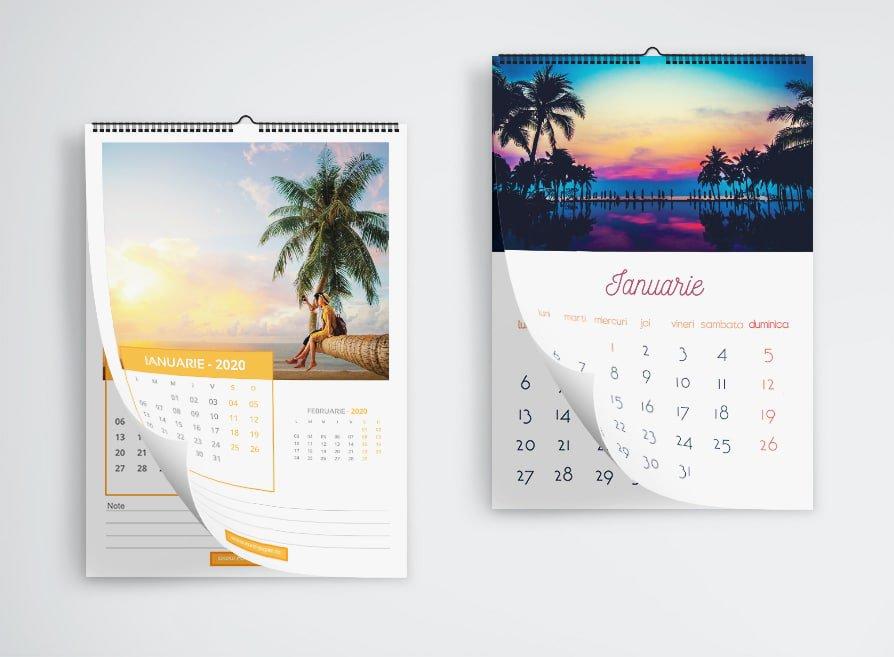 Calendare Personalizate - Europaper Brasov Servicii Print