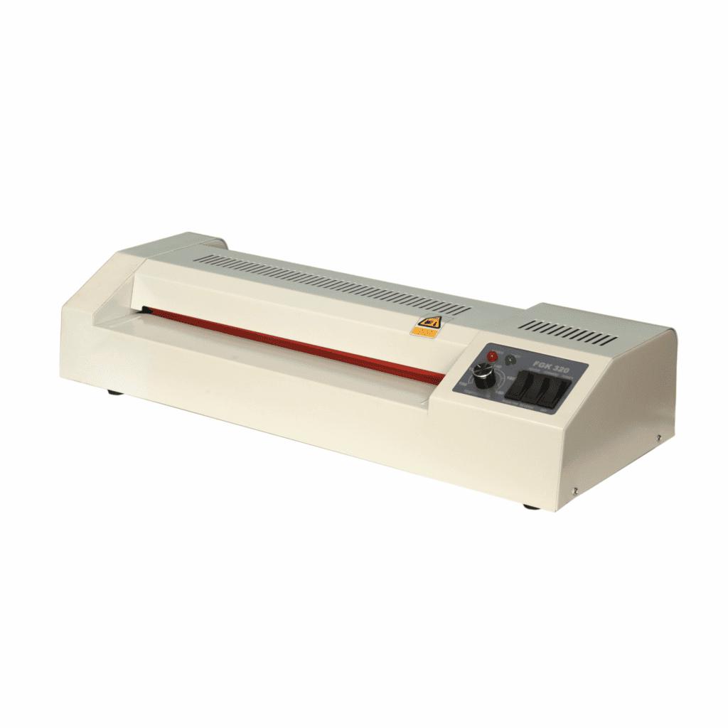 Laminator A3 & A4 – FGK320 - - Europaper Brasov - Utilaje Finisare Print
