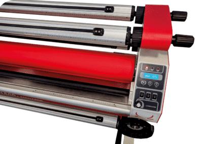 Laminator automat FM1600J in rola la rece - Europaper Brasov - Utilaje Finisare Print