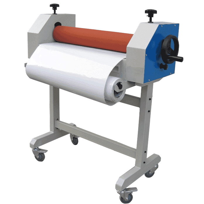 Laminator manual in rola la rece SUPU TSS-650II - Europaper Brasov - Utilaje Finisare Print