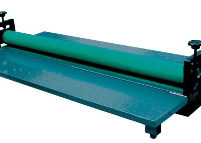 Laminator manual in rola la rece SUPU LBS-1300II - Europaper Brasov - Utilaje Finisare Print
