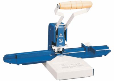 Masina de perforat S200 - Europaper Brasov - Utilaje Finisare Print
