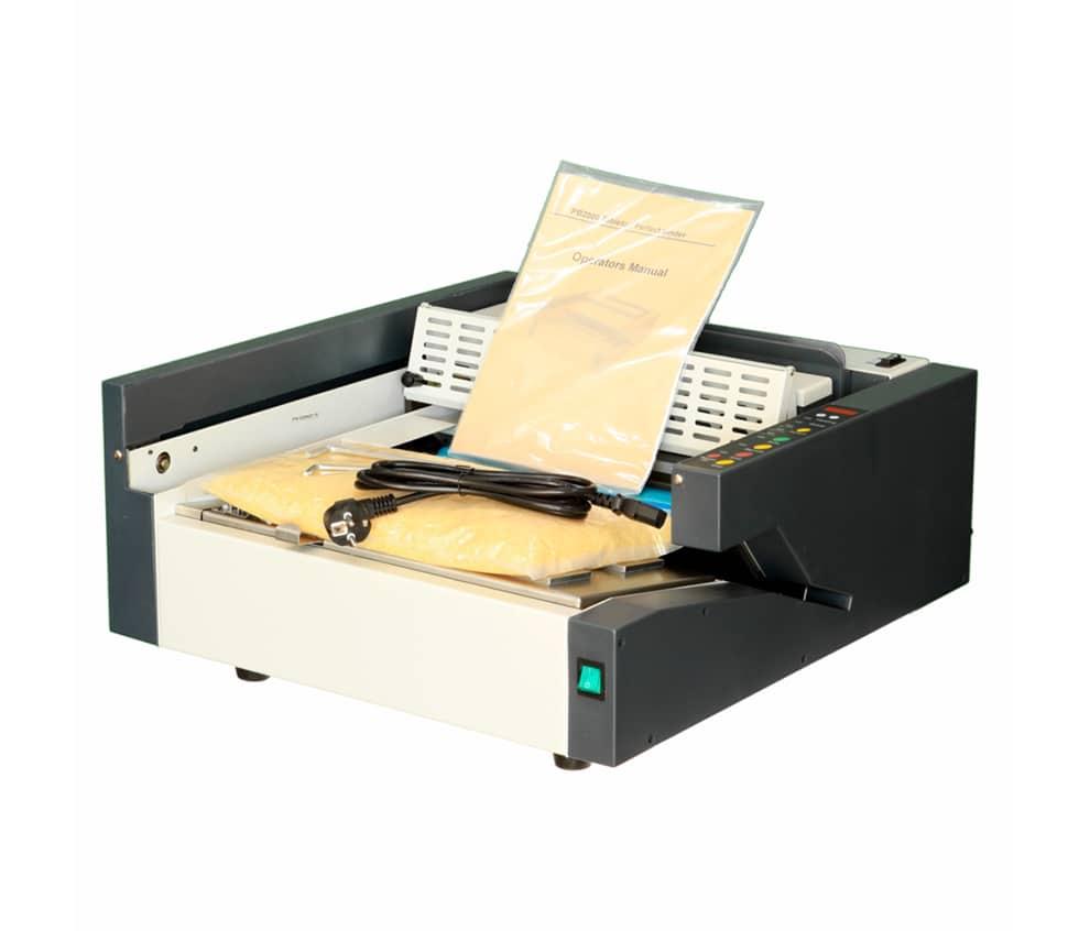 Masina brosat ARTTER PB2000 - Masina de brosat manuala cu termoclei - Europaper Brasov - Utilaje brosare carte
