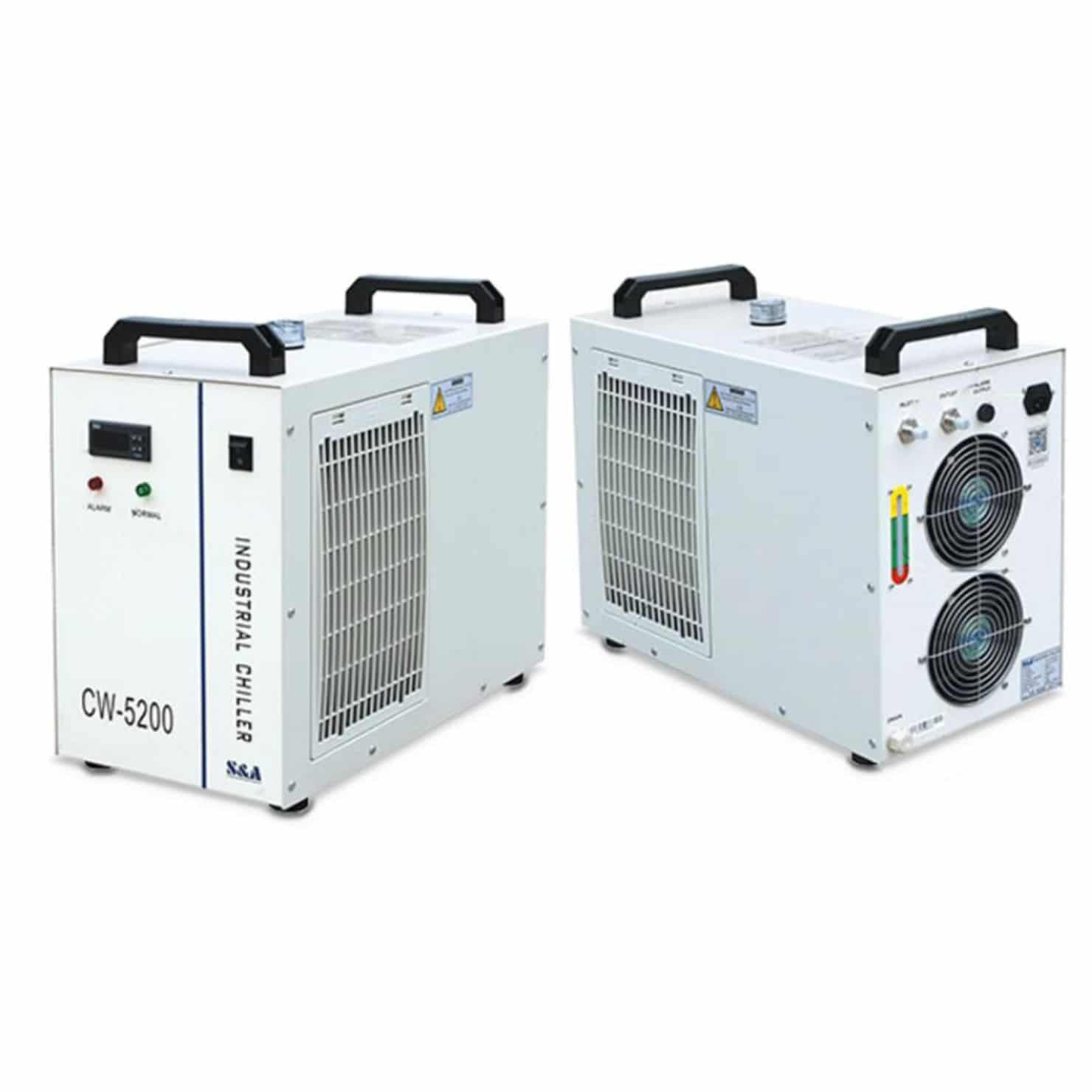chiller cw 5200