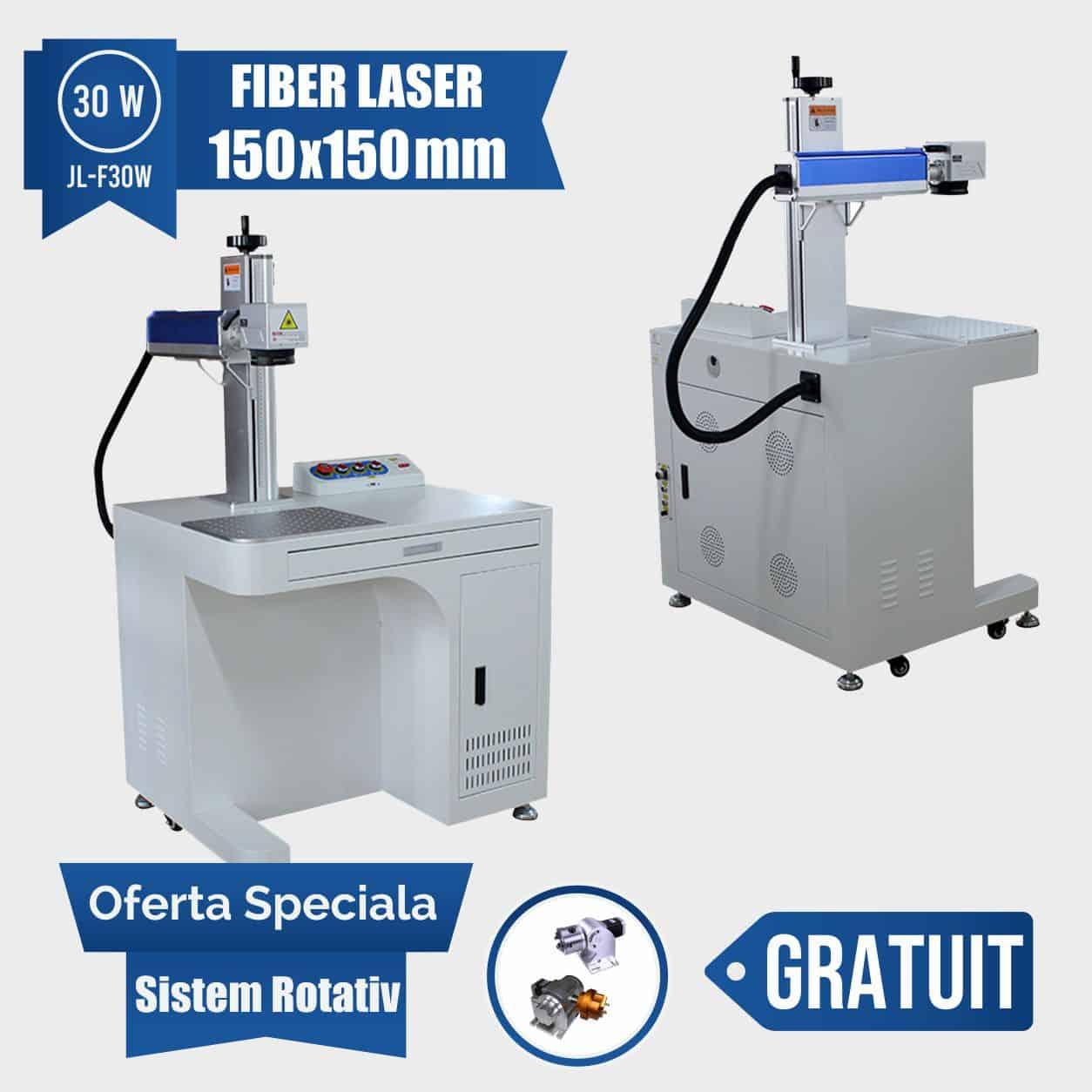 fiber laser desktop 30w