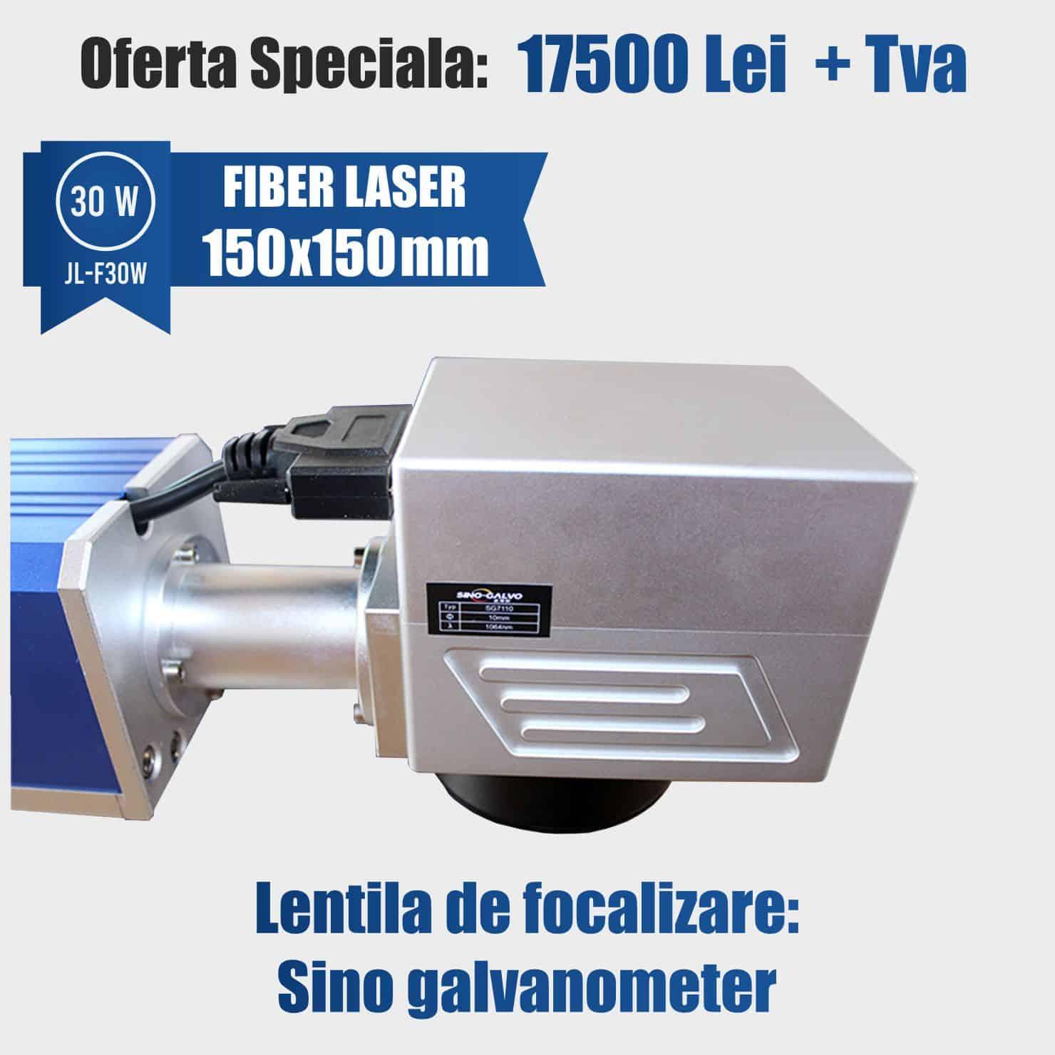 fiber laser 30w desktop