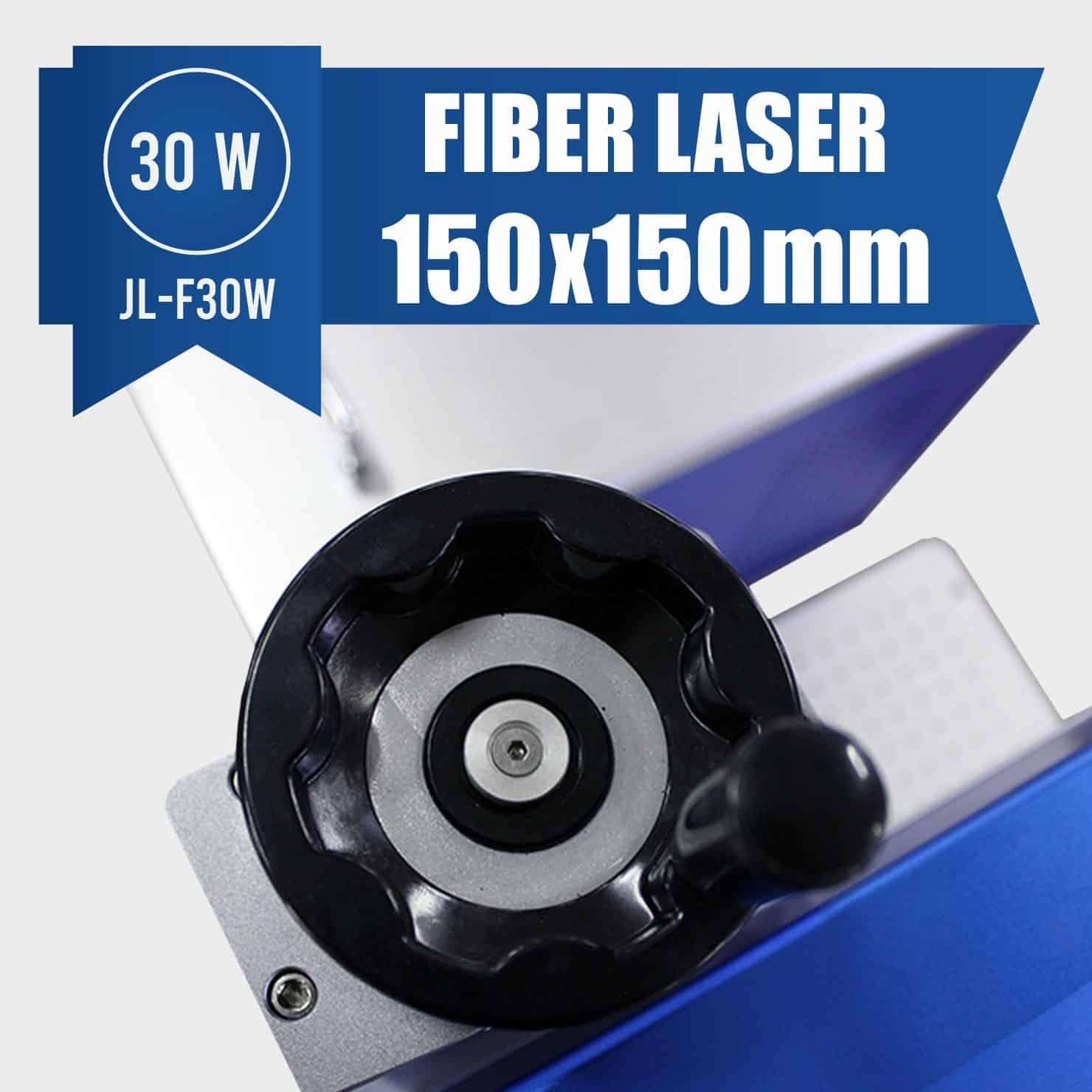 fiber laser 30w mobil