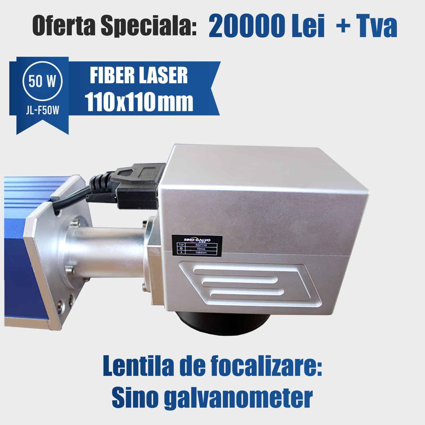 fiber laser 50w desktop