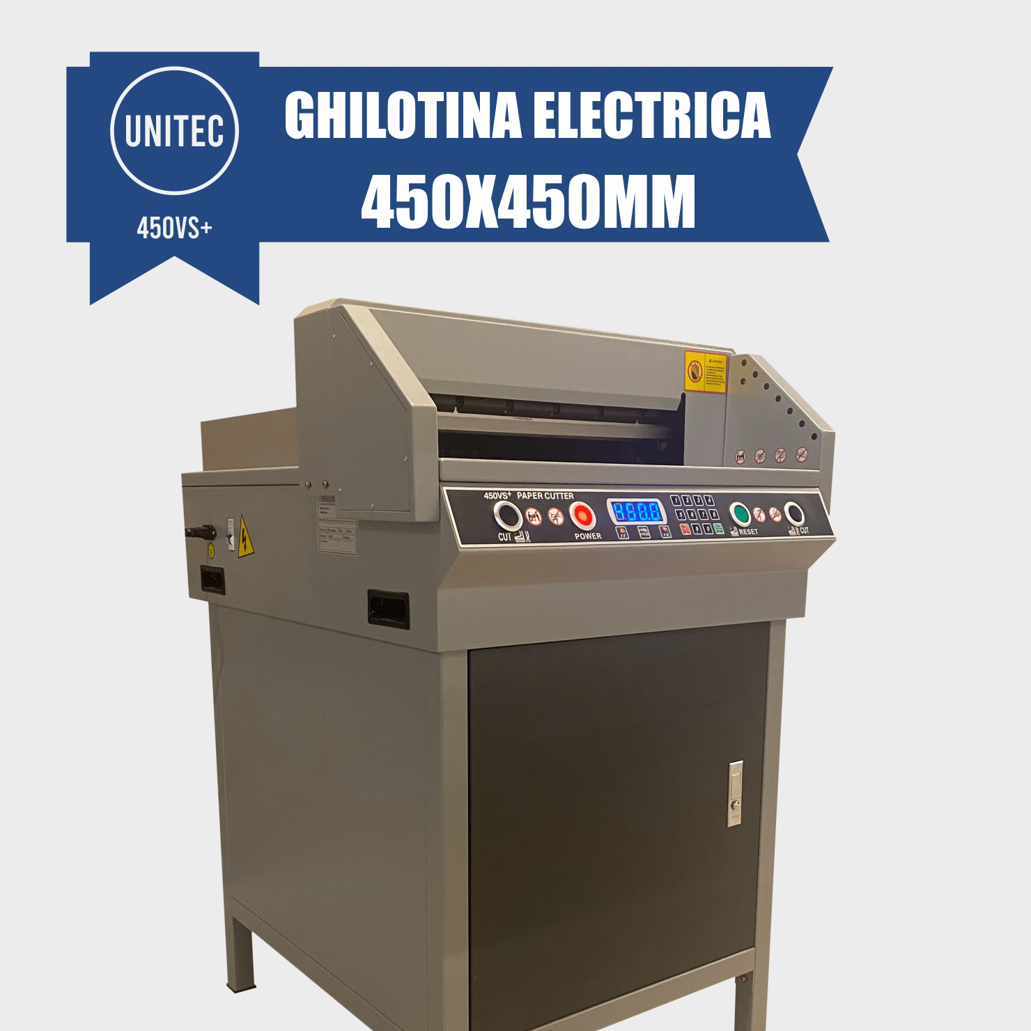 ghilotina electrica 450vs+