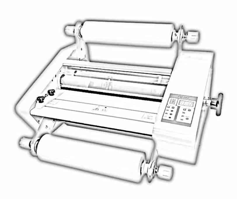 laminator in rola unitec fm360