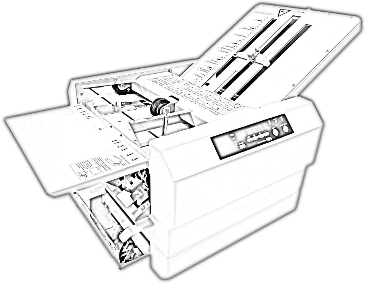 automatic boway folding machine